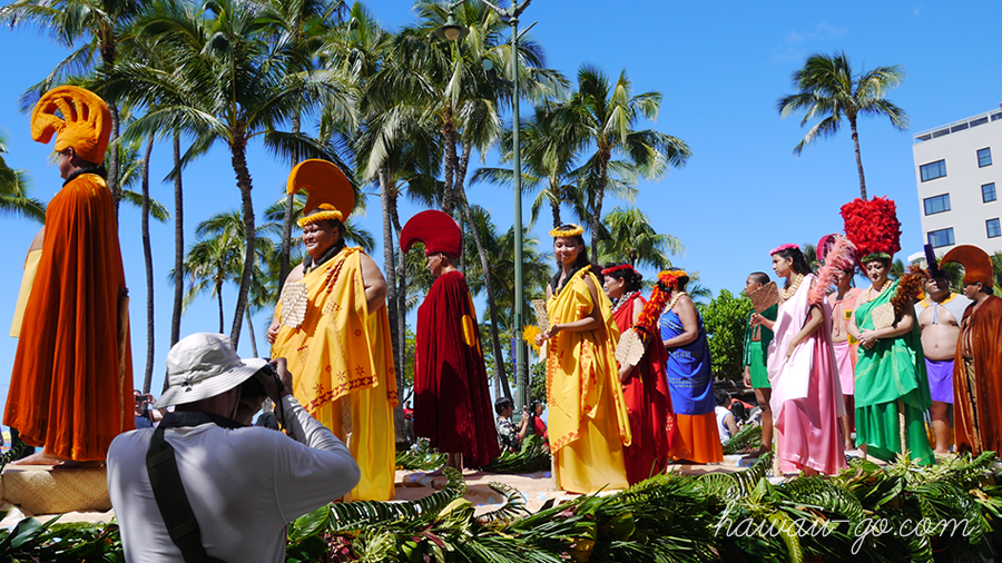 ハワイ王朝の貴族